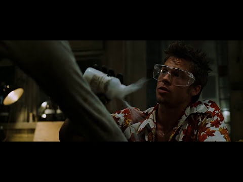 Fight Club - Trailer by Jimmy Tzikas