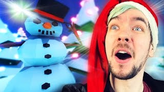 PARKOUR HOME FOR CHRISTMAS | ClusterTruck #18