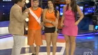 Combate RTS - Romance entre JORGE y KARIN