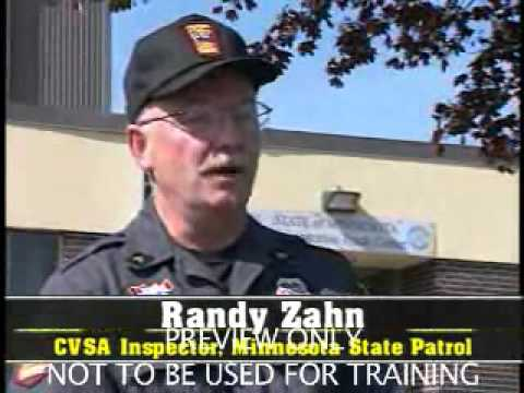 0 Flatbed Cargo Securement   Trucking Transportation/DOT Safety Training Video