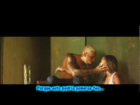 Chris Brown - Don't Judge Me [sub-español] [hd] video