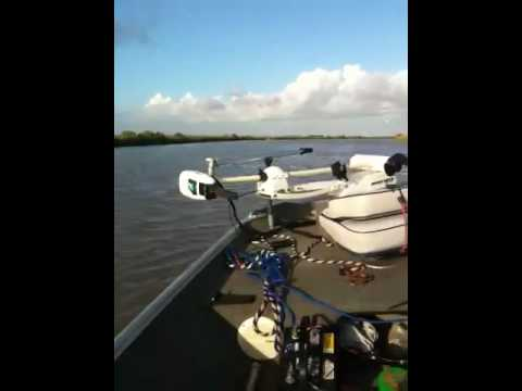 Fishing on Calcasieu Lake Louisiana