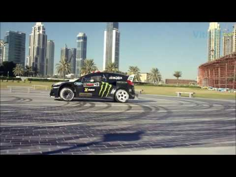 Tiësto ft Ken Block - Fly Dubai Summer