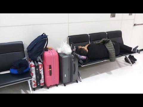 NGINAP DI NARITA AIRPORT JEPANG !! INI TIPSNYA - JAPAN BACKPACKER #73 thumbnail