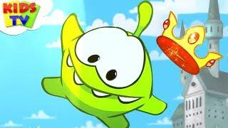 Om Nom | Season 2 | Cartoons For Children | Cut The Rope | Kids Tv