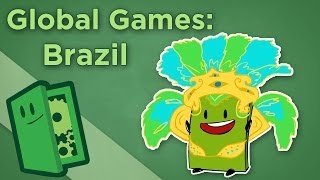 Global Games: Brazil - How to Kickstart a Thriving Game Industry - Extra Credits