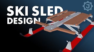 Designing the Best Snow Sled (1/4)
