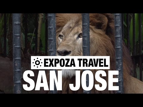 San José (Costa Rica) Vacation Travel Video Guide