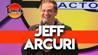 Jeff Arcuri | Rough Sex | Laugh Factory Chicago Stand Up Comedy