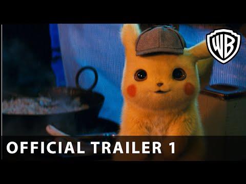 POKÉMON Detective Pikachu –  Trailer 1 - Warner Bros UK