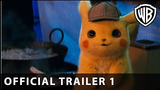 POKÉMON Detective Pikachu – Official Trailer #1 - Warner Bros. UK