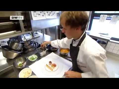High Flier  German Chef Florian Neumann | Euromaxx