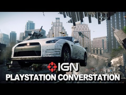 Is Need For Speed Vita the Same As Need For Speed 360? - Playstation Conversation