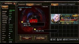 Abrindo Dragon Soul, level 54 ! #28