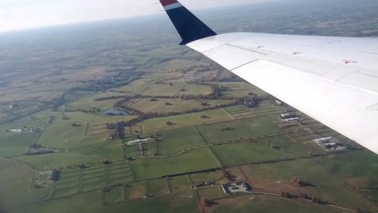 Blue Grass Airport in