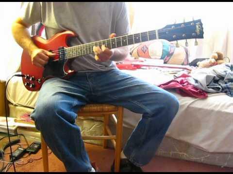 vintage Icon Guitar - Mick Abrahams VS6MRMA