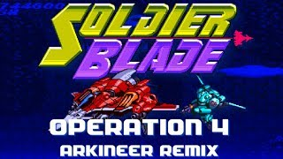 Soldier Blade   Operation 4 Remix counter attack On Terrain Forces