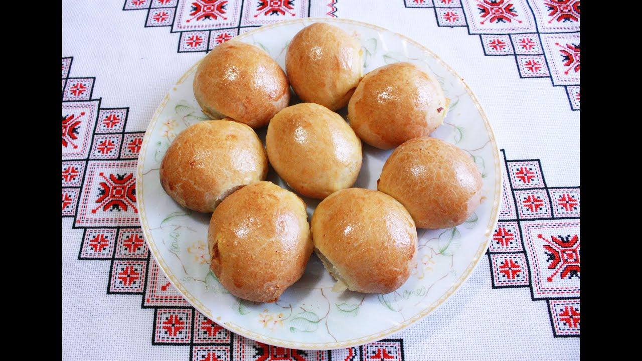 пирожки рыбные в духовке рецепты