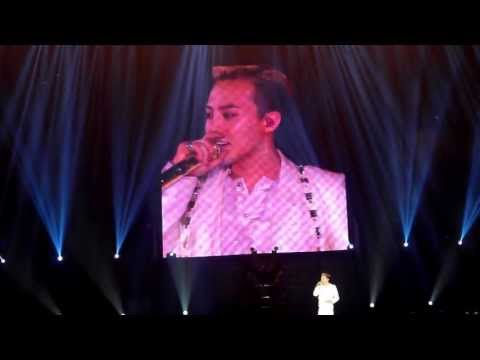 G-Dragon ONE OF A KIND World Tour 20130517 Hong Kong - Talking/Cheer Portion