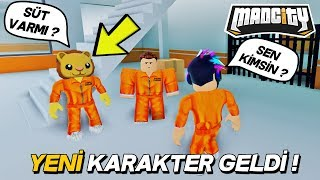MAD CİTY' E YENİ KARAKTER GELDİ - KEL ŞAKİR ! Roblox Mad City / Roblox Türkçe