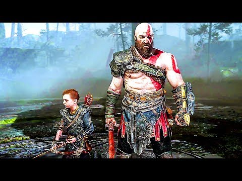 GOD OF WAR 4 Deluxe Edition Trailer (2018)