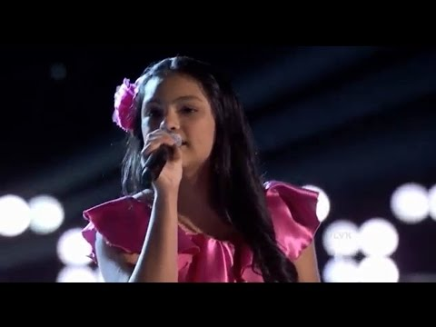La Voz Kids   Isabel Sanchez canta 'Cucurrucucu Paloma' en La Voz Kids