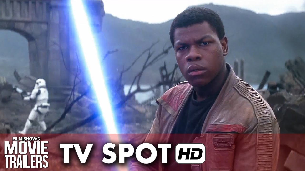 Star Wars: The Force Awakens TV Spot 'Secret' (2015) HD