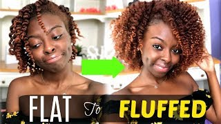ENHANCE Your Twist Out from 0 to 100 ! DETAILED Tutorial