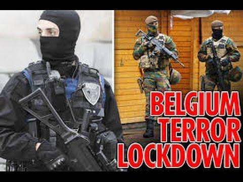 **Breaking News**  Terror In Belgium - Multiple Casualties After Airport & Metro Attacks