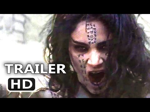 THE MUMMY Official Trailer Teaser (2017) Tom Cruise Adventure Movie HD
