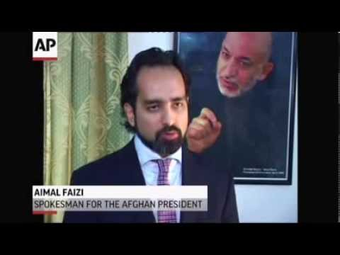 Karzai Spokesman on Obama's US  Withdrawal Order to Pentagon