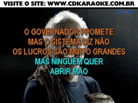 Gilberto Gil   Nos Barracos Da Cidade