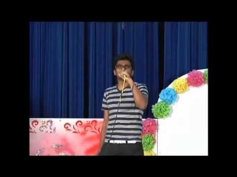 Masama Aaru Masama sang by Mayooran at Athmajothys Chitirai...
