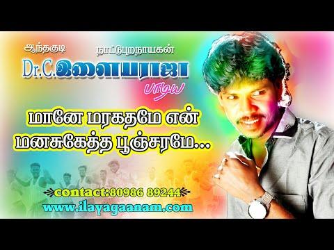 adi mane marakathame mp3 by  anthakudi c.ilayaraja Singer ilayagaanam album