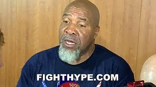 "SHANNON BRIGGS REACTS TO KSI BEATING LOGAN PAUL VIA SPLIT DECISION: ""THE 2 POINTS WASN'T FAIR"""