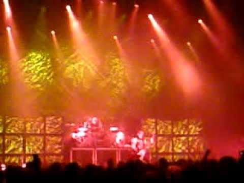 Machine Head - Newport Centre - Halo live (Rob Flynn speech) 17/02/10