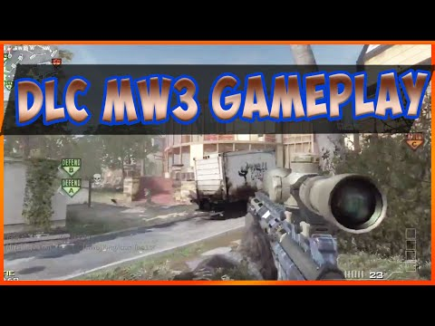 MW3 - New Maps First Impression / Black Box, Black Ice, Negotiator