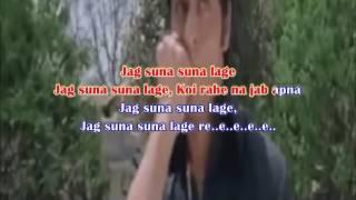 download lagu Jag Soona Soona Lage Karaoke gratis