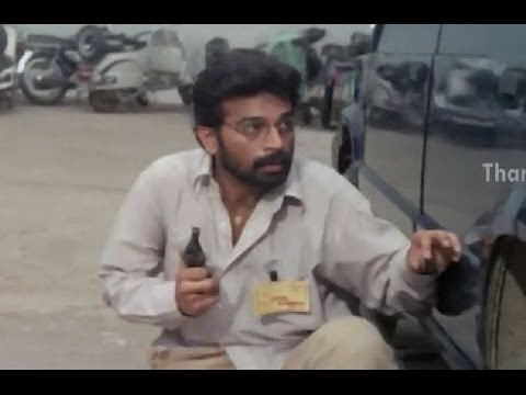 Kolai Kutram Movie Scenes - Jd Chakravarthy Trying To Escape Ashish Vidyarthi - Meena video