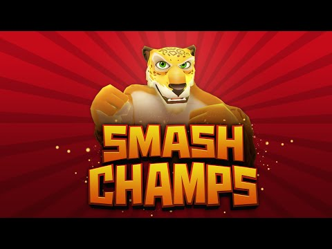 Smash Champs - JAG Reveal Trailer