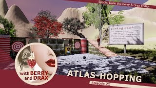 Atlas-Hopping in Linden Lab's Sansar with Berry & Drax - Episode 21 - January 13th 2018 @ 11am PST