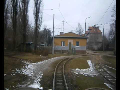Tramwaje W Bydgoszczy Linia Nr 2 (LAS GDAŃSKI - RONDO KUJAWSKIE)