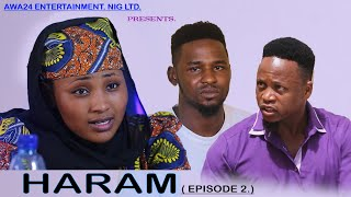 HARAM Episode 2 LATEST HAUSA SERIES With English subtitle Garzali Miko and Maryuda Yusuf