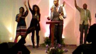 Kingdom Fellowship Christian Life Center, Pastor Tim Findley, Jr., Camille Betton, October 11, 2009