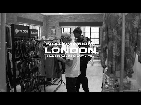 #VolcomVisions London with Ben Raemers & Harry Lintell