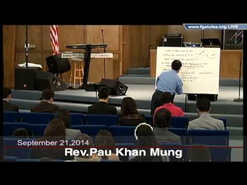 [FGAtulsa]#1048#Sept 21,2014 LAISIANG THO SINNA (Pastor Pau