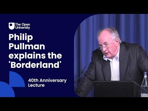 Philip Pullman - Open University 40th Anniversary Lecture (1/6)