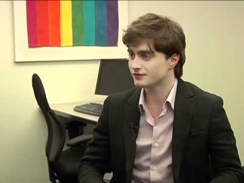 Daniel Radcliffe Doesn't See Himself As A Role Model