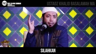 Hukum Mengucapkan Selamat Natal - Ustadz Khalid Basalamah MA