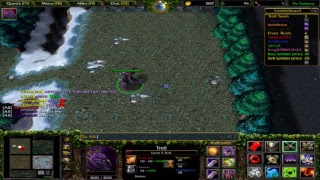 """Live Stream Troll And Elves 7.6(7.9) Sever Viet Nam ! (Rulles for troll """"No destroy mine + lumber )"""